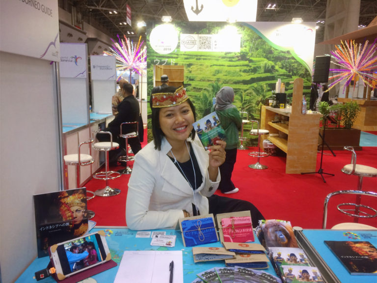 A DAYAK GIRL IN JAPAN: THIS IS ONLY THE BEGINNING!