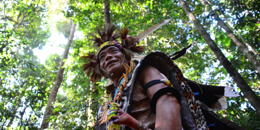 Setulang Village - North Borneo Tour