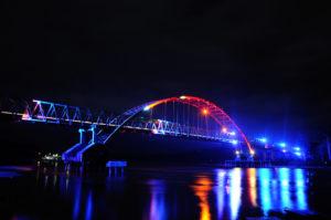 Kahayan bridge, Palangkaraya