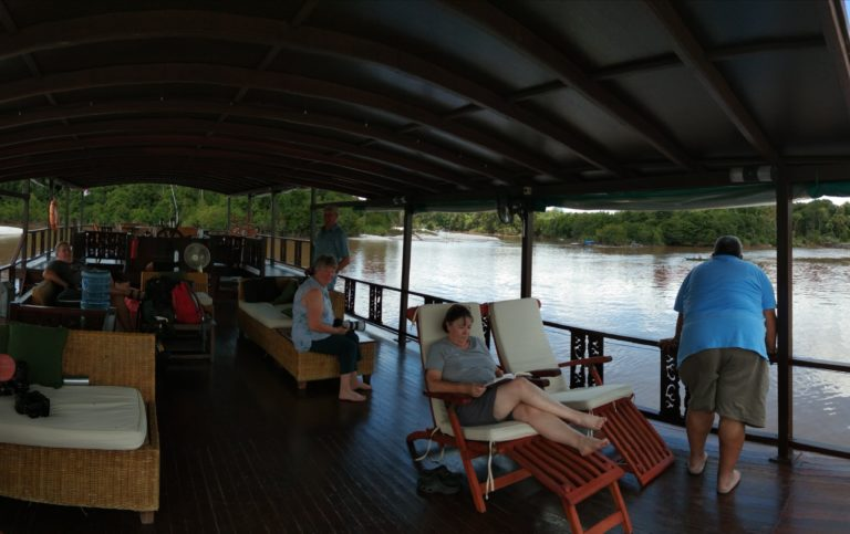 The River Cruise Tour: A Simple Introduction when people traveling in Kalimantan