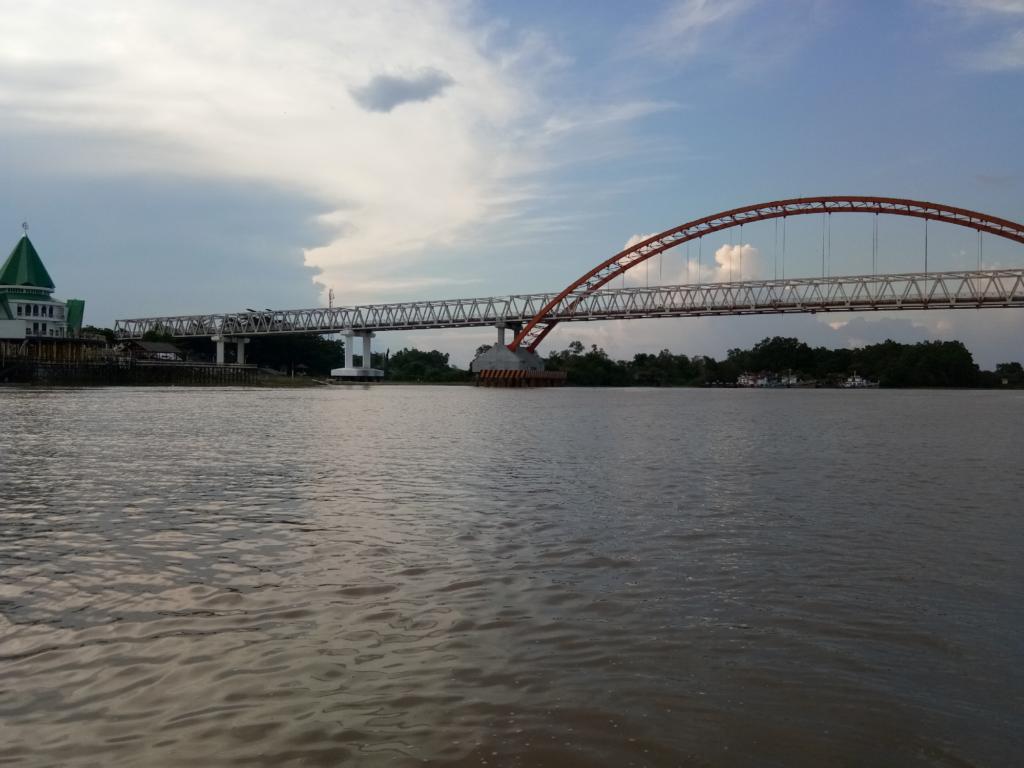 Kahayan Bridge Palangkaraya